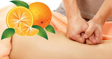 массаж для похудения Днепр